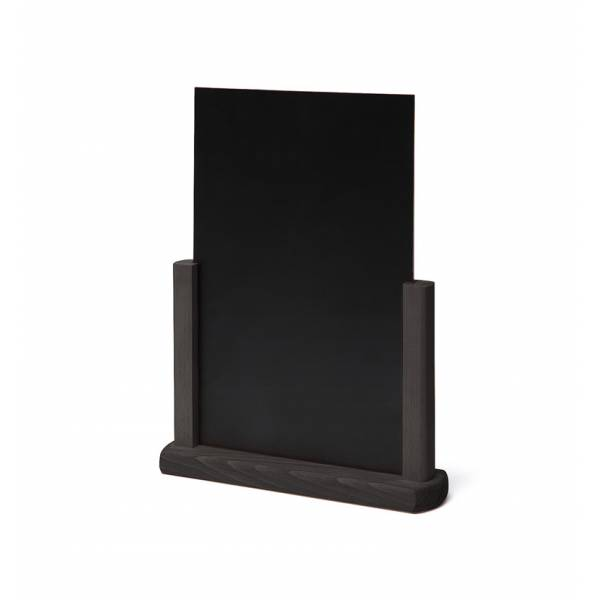 Natura Table Top Chalk Board Black A5