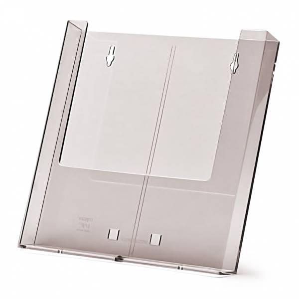 Taymar® Brochure Holder Counter/Wall 1x A4 Portrait