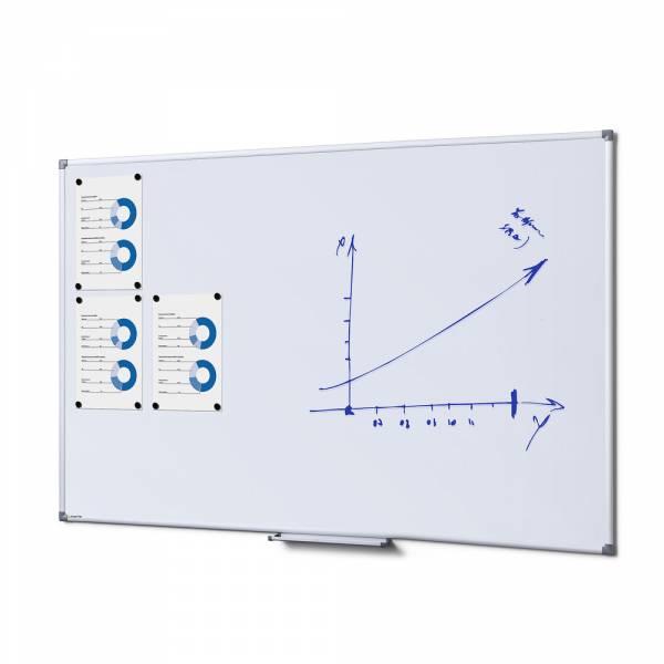 Scritto® Economy Whiteboard 100 x 150 cm
