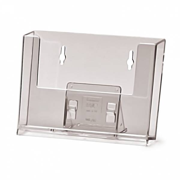 Taymar® Brochure Holder Counter/Wall 1x A6 Landscape