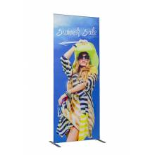 Zipper-Banner SLIM