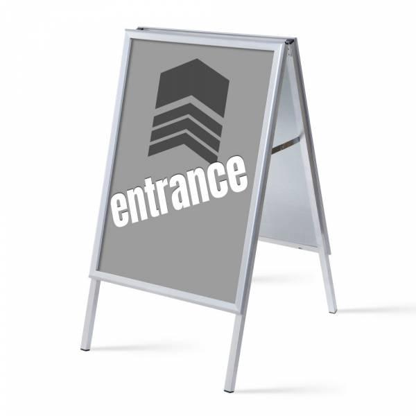 A-board A1 Complete Set Entrance