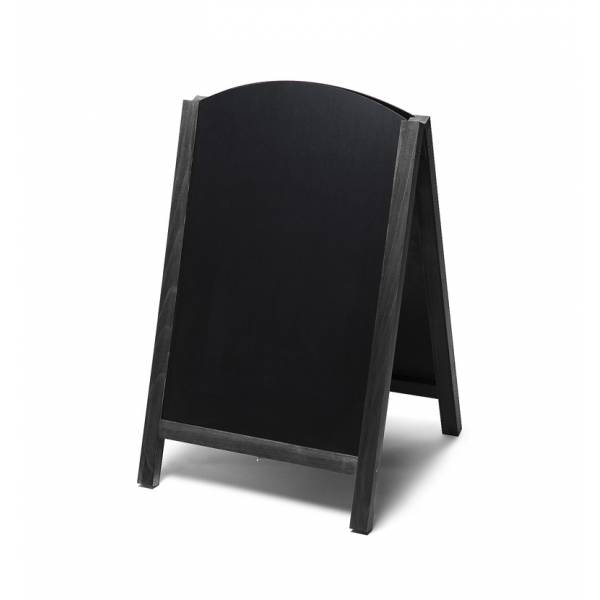 Free Standing Fast Switch Chalk A-Board