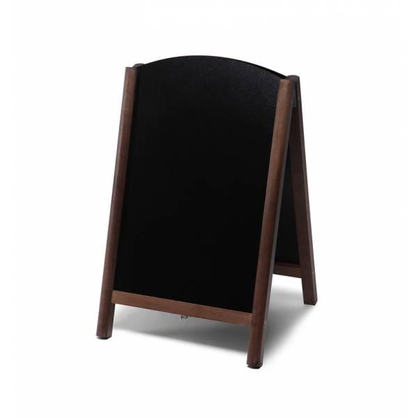 Natura Chalk Fast-Switch A-Board Dark Brown 55 x 85 cm