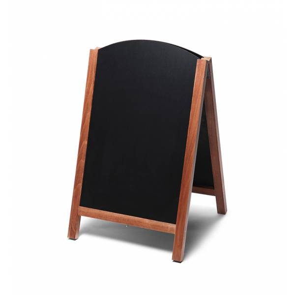 Natura Chalk Fast-Switch A-Board Light Brown 55 x 85 cm