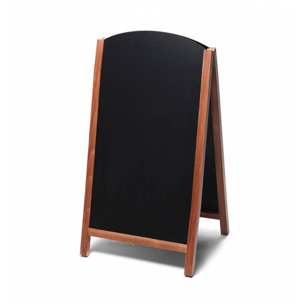 Natura Chalk Fast-Switch A-Board Light Brown 68 x 120 cm