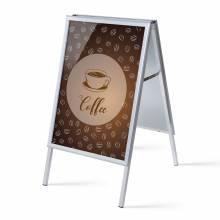 A-board A1 Complete Set Coffee