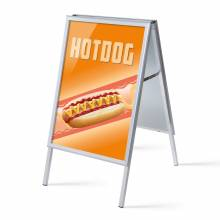 A-board A1 Complete Set Hot Dog