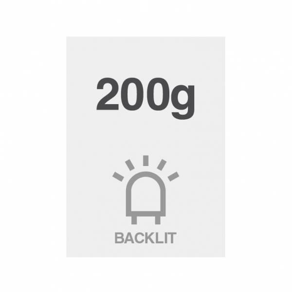Printed Poster Backlit 200g/m²
