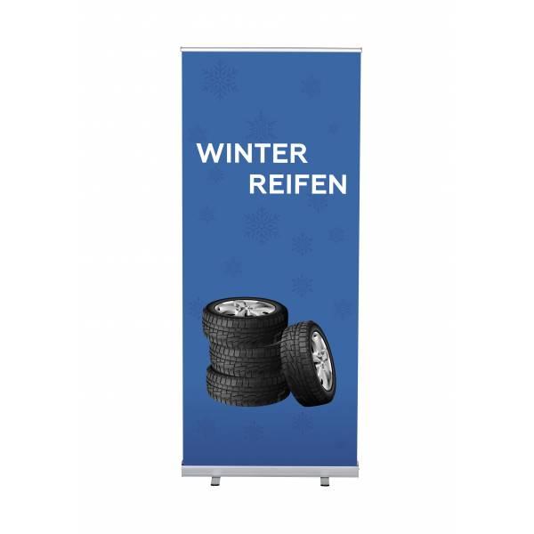 Roll-Banner Budget 85 Complete Set Winter Tires