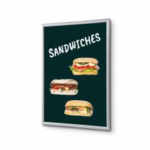 Snap Frame A1 Complete Set Sandwiches
