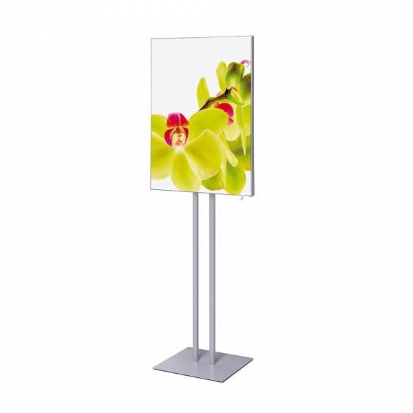 Fabric Frame Info Pole